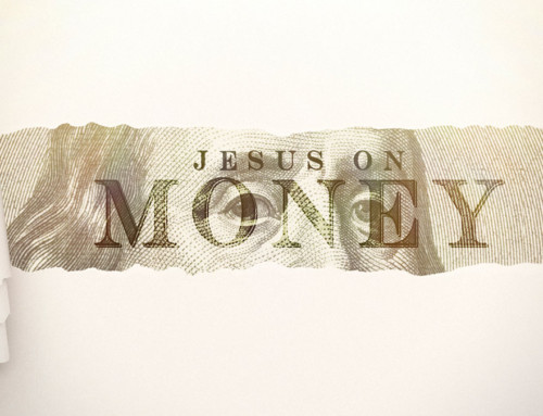 Jesus and Money (2): Living as God's Trustees